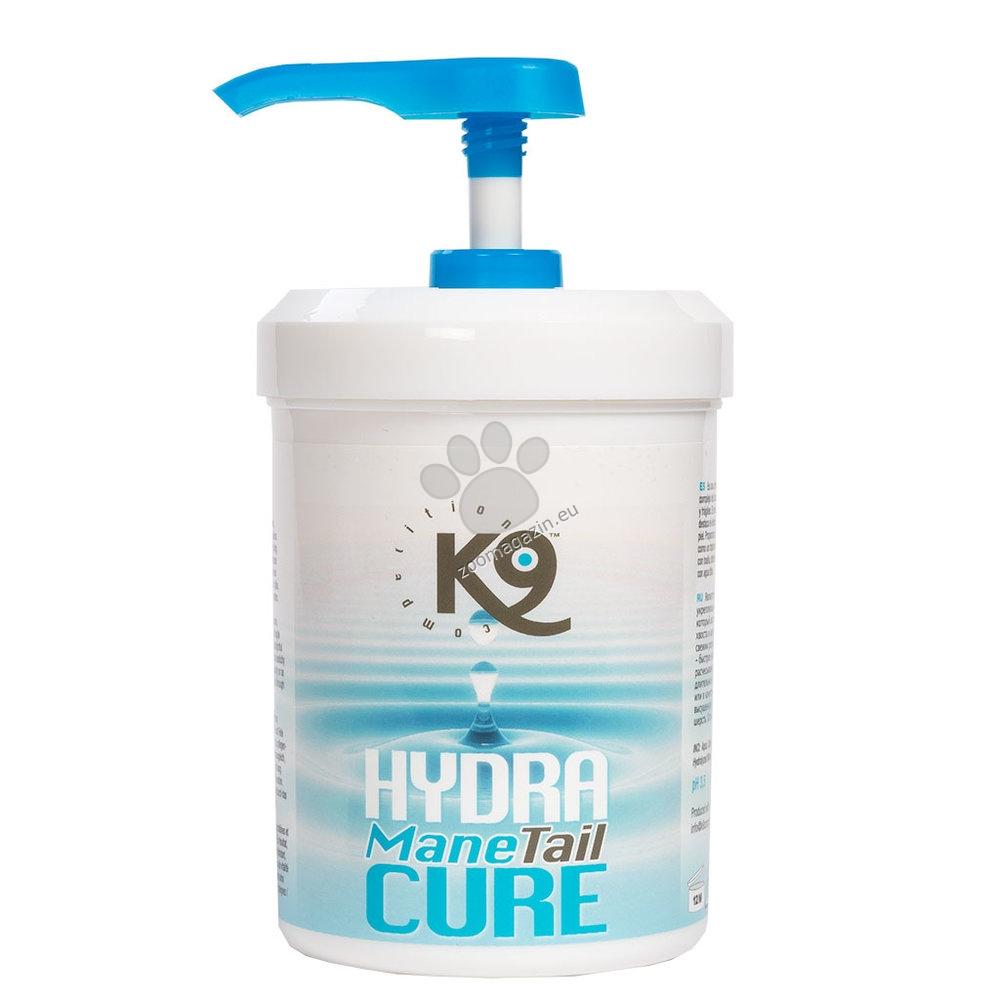 K9 Hydra Mane Tail - овлажняващa маска, обогатена с витамини, протеин и кератин комплекс 500 мл.