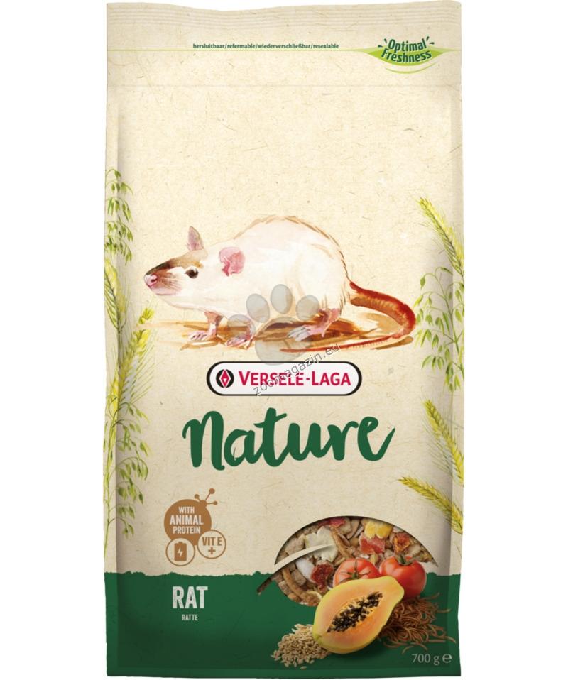 Versele Laga - Nature Rat - пълноценна храна за плъхчета 700 гр.