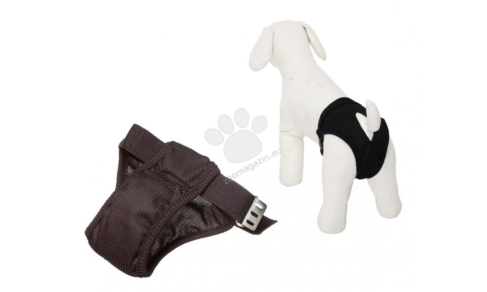 Camon Cotton dog pants 0 - предпазни гащи за разгонени женски кучета с обиколка на талията до 32 см.