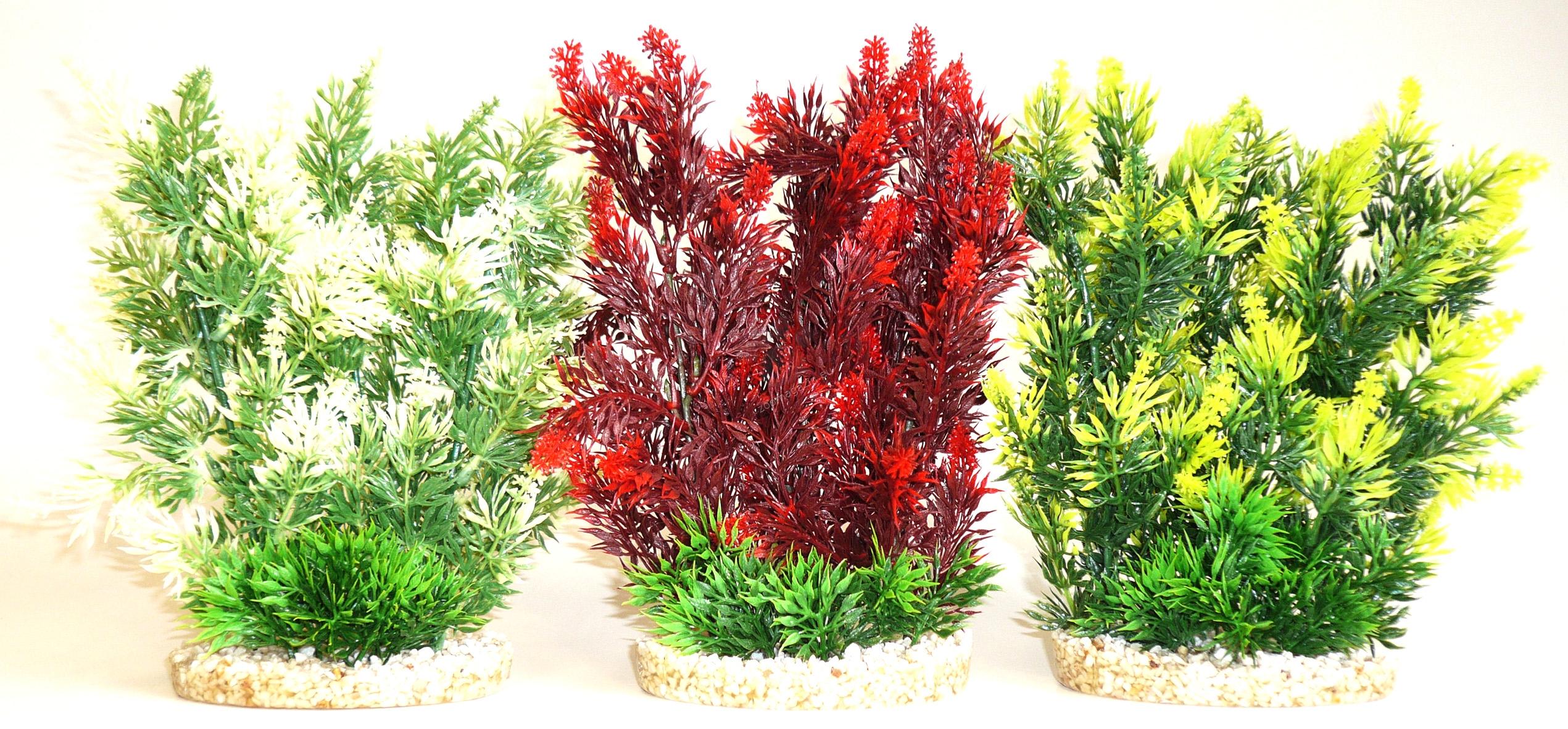 Sydeco Hedge 24 см. / зелено, червено, жълто /