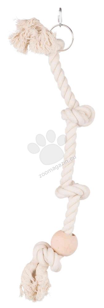 Trixie - Climbing Rope - играчка 60 см. / 23 мм.