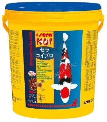 Sera - Koi Spring/Autumn Food - храна пролет/есен 7 кг.