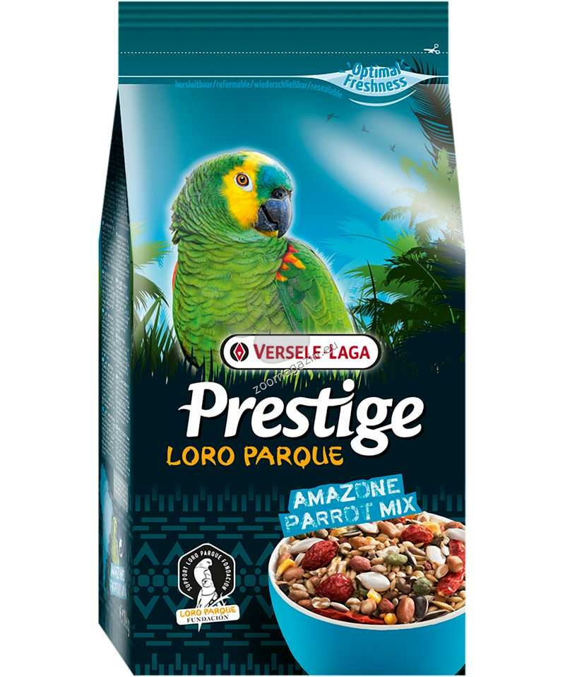 Versele Laga - Premium Prestige Amazone Parrot - пълноценна храна за южноамерикански големи папагали 1 кг.