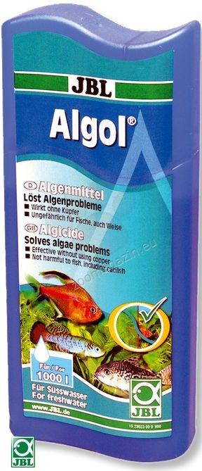 JBL Algol - препарат против образуването на плесени и водорасли 250 мл.