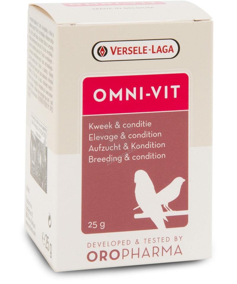 Versele Laga - Oropharma Omni - Vit - комплекс от витамини, аминокиселини и микроелементи за добра кондиция  25 гр.