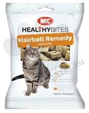 Mark & Chappell Healthybites Hairball Remedy for Cats - за премахване космени топки от червата 50 грама