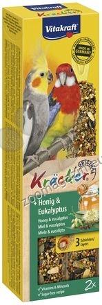 Vitakraft - Kraecker - крекер с мед за средни австралийски папагали /корели/  2 бр.