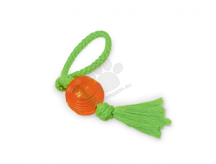 Nobby Tpr Toy - въже с топка 30 / 6 см.