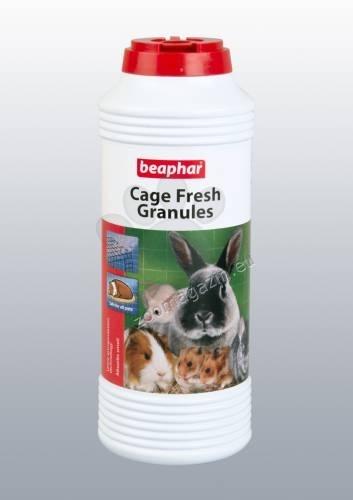 Beaphar Cage Fresh Granules - ароматизатор за клетки 600 грама