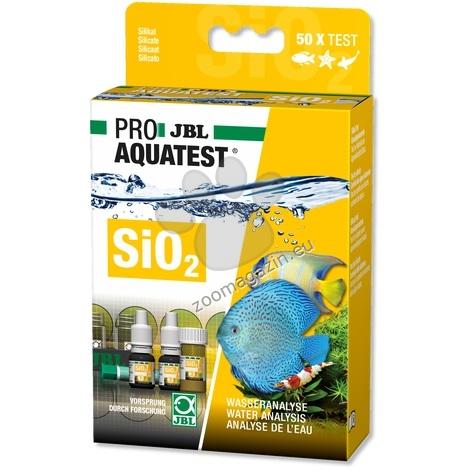 JBL Proaquatest SiO Silicate - тест за измерване на силикати във водата 50 теста