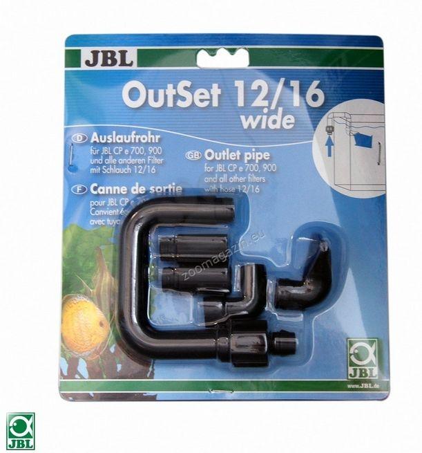 JBL OutSet wide 12/16 (CP e700/e900) - комплект изходяща сонда за външен филтър е700/е900