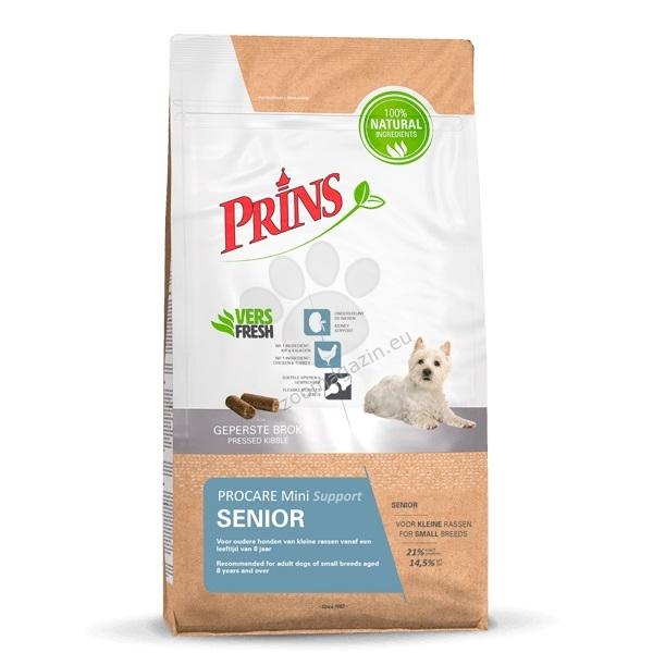 ProCare Mini Senior Support - препоръчва се за възрастни кучета от дребните породи на възраст и над 8 години 7.5 кг.