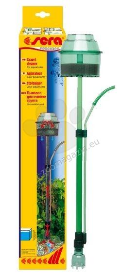Sera - Дънен филтър - филтър за почистване на грунда без да се сменя водата в аквариума