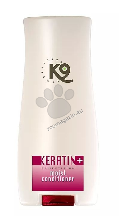 K9 Keratin Conditioner - овлажняващ балсам е супер хидратиращ и възстановяващ балсам 300 мл.