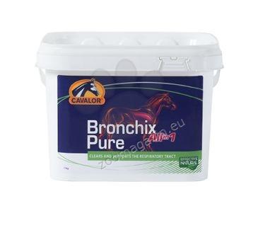 Cavalor Bronchix Pure - препарат с двойно действие за коне с раздразнения на бронхите и белодробни проблеми 1 кг.