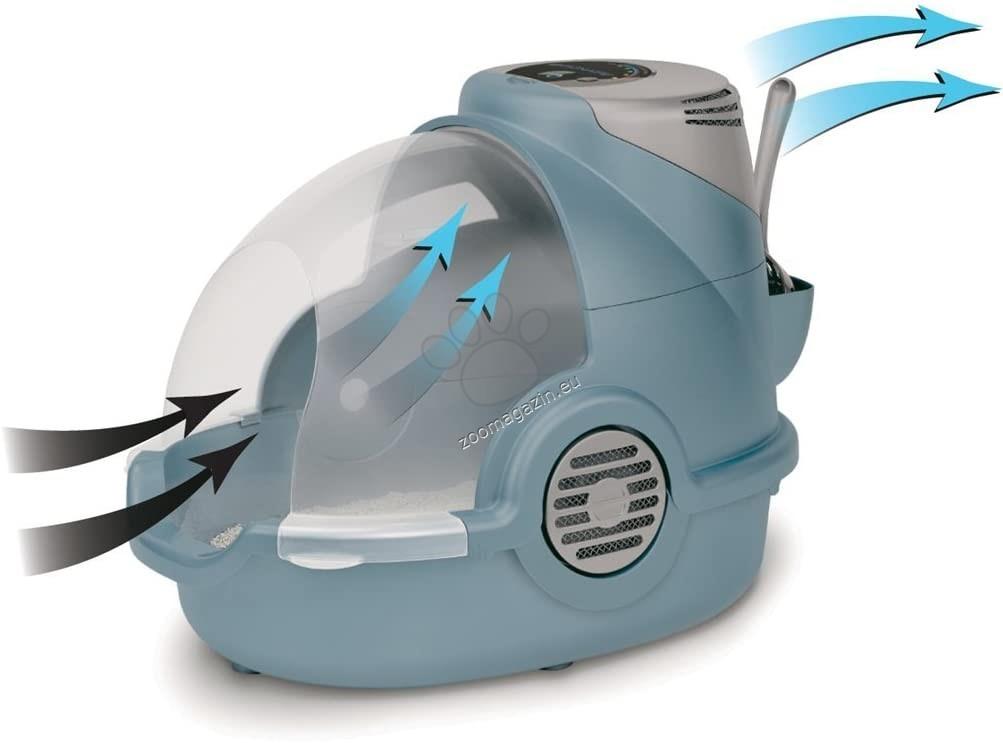 Oster Odor Removing Litter Box 220V - закрита тоалетна без миризма 61/ 47/ 36 см.