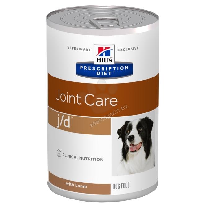 Hills Prescription Diet j/d Canine - диета за кучета с остеоартритни заболявания 370 гр.