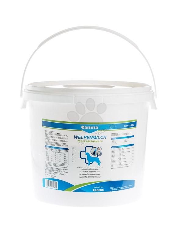 Canina Puppy Milk - сухо мляко за кученца /може да се дава от първия ден на раждането/, 2000 грама