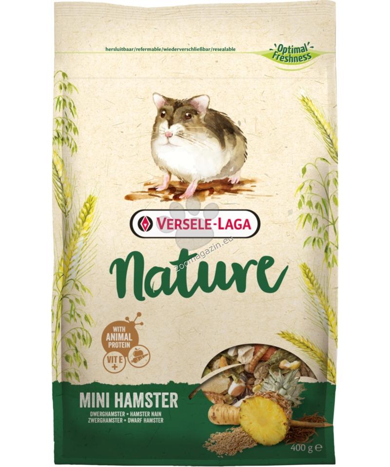 Versele Laga - Nature Mini Hamster - пълноценна храна за мини хамстери 400 гр.