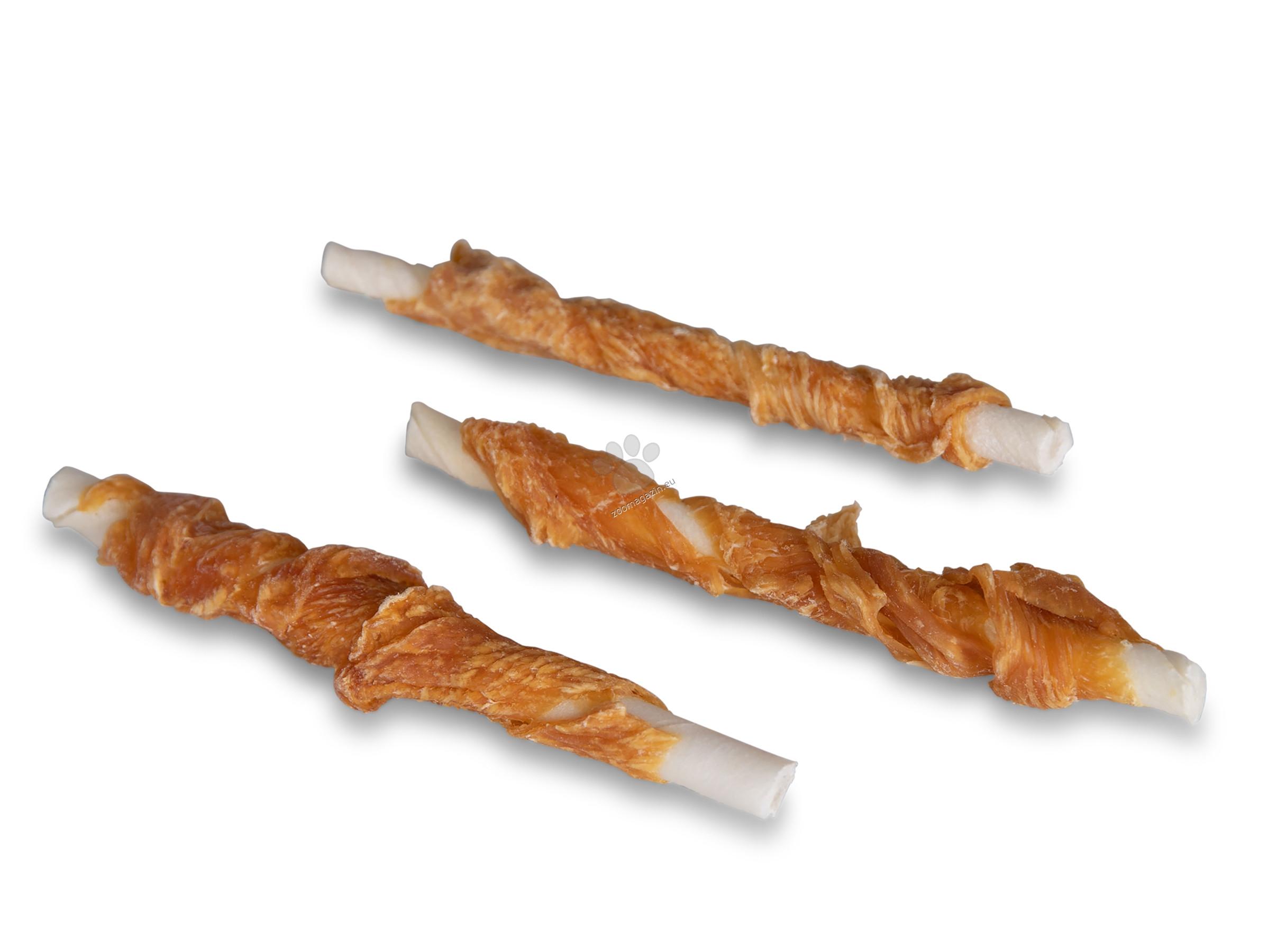 Vadigran Chicken Wrapped Stick - кожени солети с пилешко месо 12 см. / 850 гр.