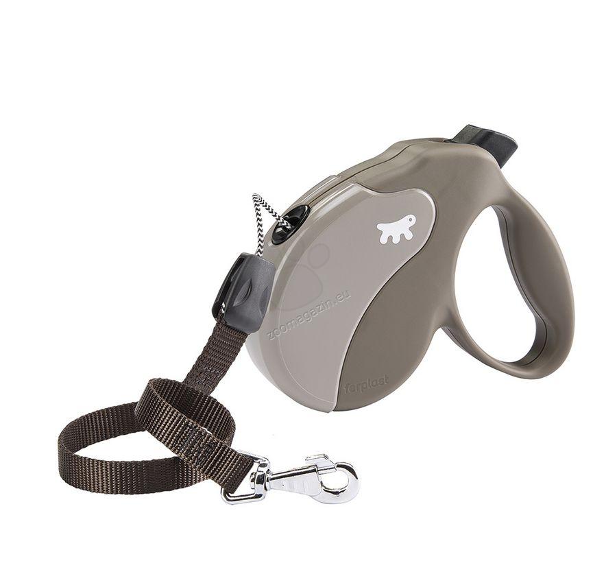 Ferplast - Amigo Cord Long Tortora Tortor - 7 метра въже, за кучета с тегло до 20 кг.