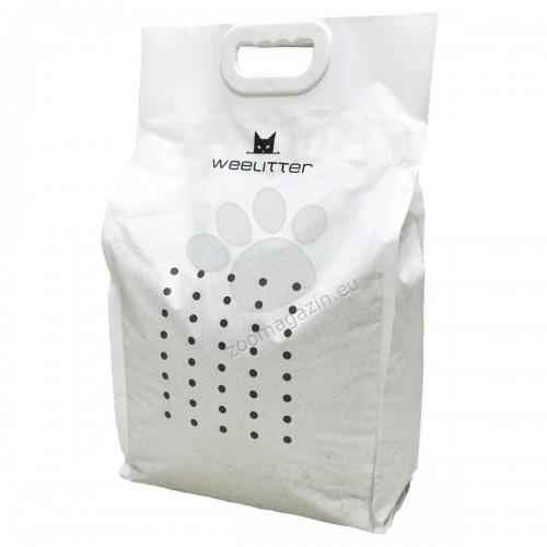 WeeLitter Coffe - екологична котешка тоалетна от соя / аромат кафе / 18 литра