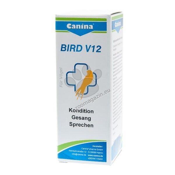 Canina Bird V12 - витамини за птици 25 мл.