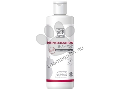 M-Pets Cat Disinsectization Shampoo Professional Care - противопаразитен шампоан 250 мл.