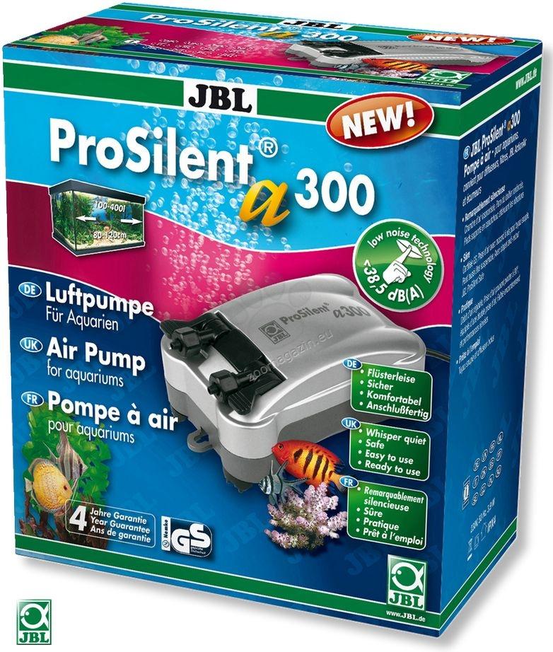 JBL ProSilent а300 - изключително тиха помпа за въздух 300л/ч