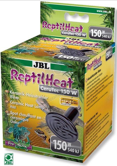JBL ReptilHeat 150 W - керамичен нагревател за терариуми