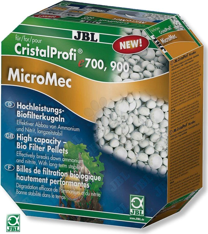JBL MicroMec Pad CR e 1500/1, е1901 - комплект за премахване на фосфатите, нитрати и нитрити с гъба за външен филтър CP e1500, е1901 1600 мл.