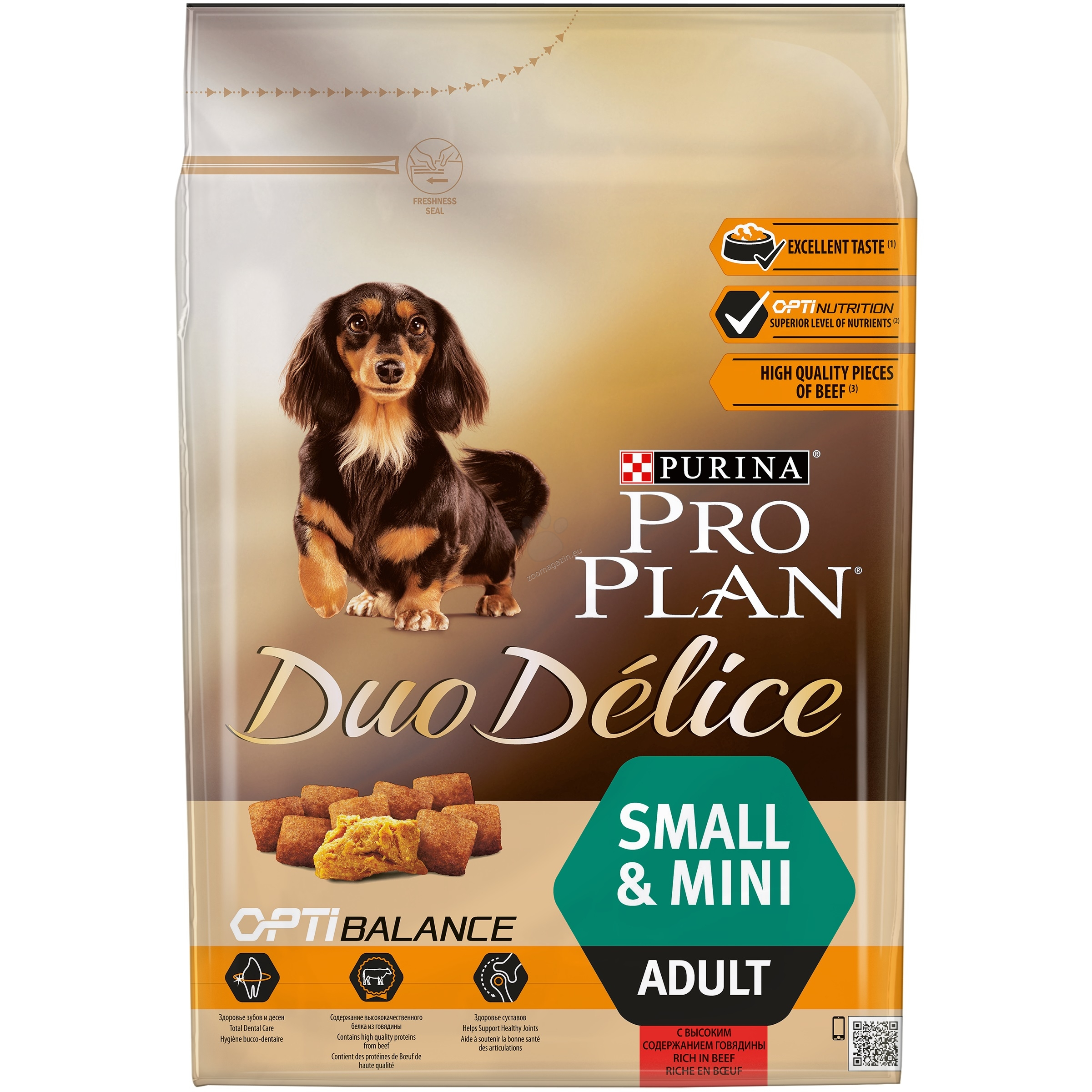 Pro Plan Duo Delice Adult...