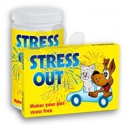 Laboratorium Dermapharm Stress Out - успокоителни таблетки 10 броя таблетки