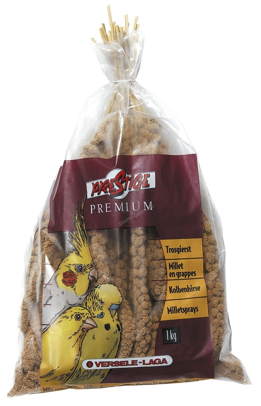 Versele Laga - Premium Prestige Milletsprays - натурално просо (на клас) 1000 гр.