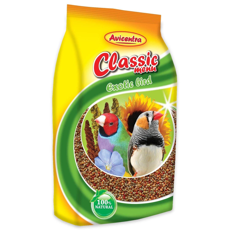 Avicentra Exotics classic menu - храна за екзотични птици 500 гр.