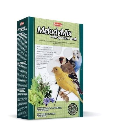 Padovan MelodyМix -  смес от семена за здравословно хранене птици  300 гр.