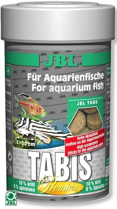 JBL Premium Tabis - обогатена храна за дънни риби 100 мл.