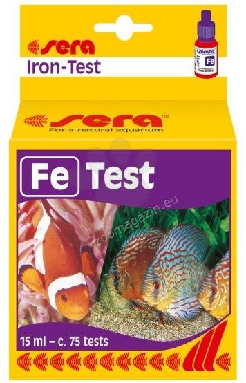 Sera - Fe Test - за съдържание на желязо 15 мл.