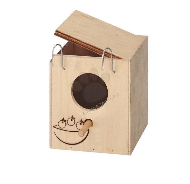 Ferplast Nido Mini - φωλιά σπίτι για πουλιά  11,5 x 12,5 x h 12 cm