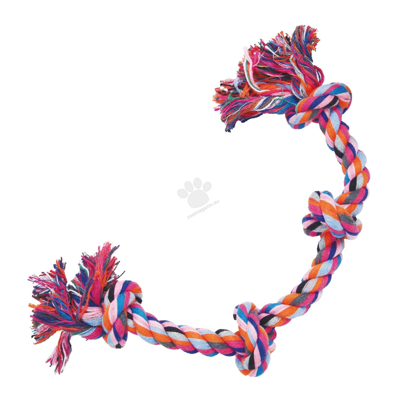 Gloria Cotton Rope - памучно въже с 4 възела, 16 мм х 40 см