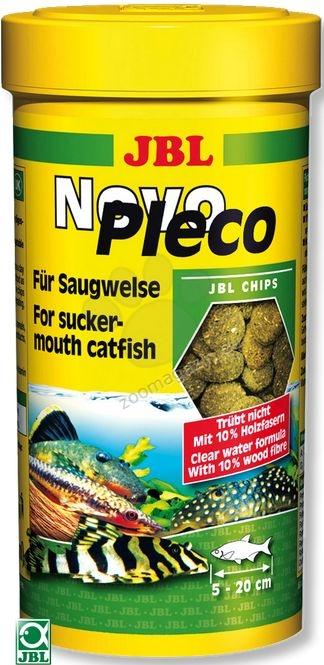JBL NovoPleco - основна храна за дънни риби 250 мл.
