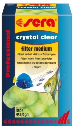 Sera - Crystal Clear Professional - за кристално прозрачна вода 12 бр.