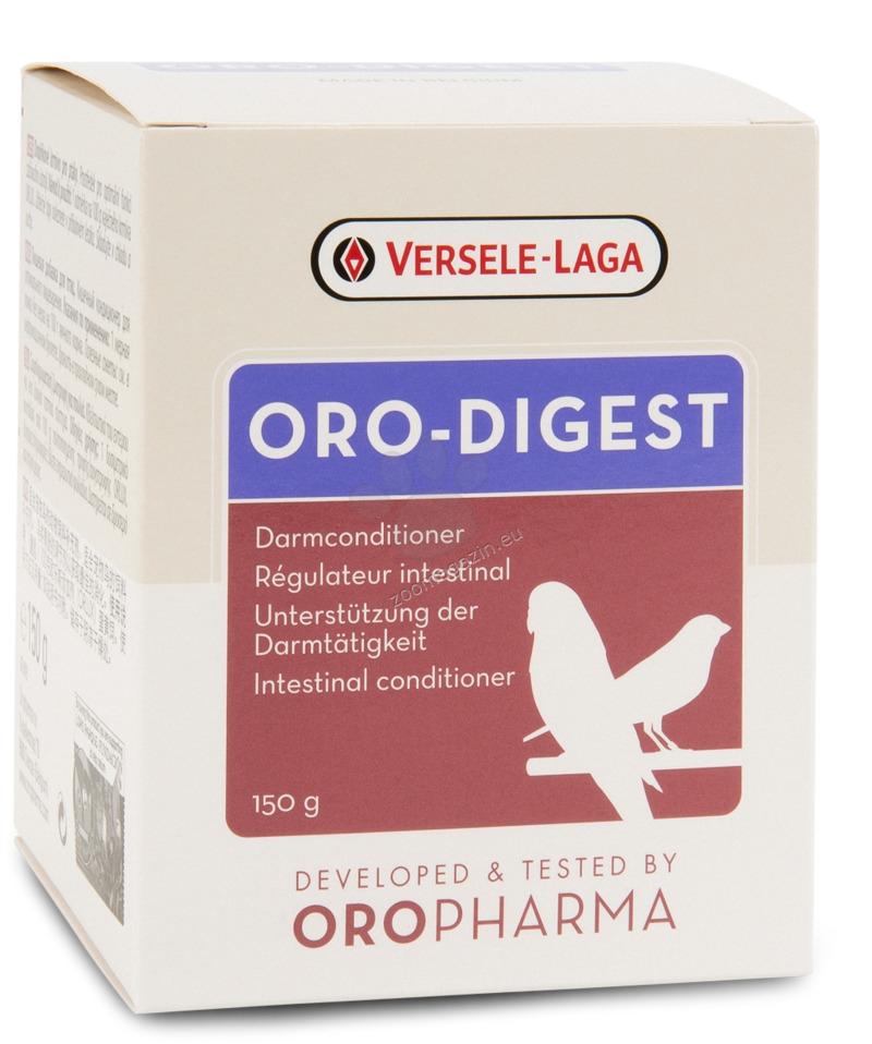 Versele Laga - Oropharma Oro-Digest - хранителна добавка за оптимален хранителен баланс  150 гр.