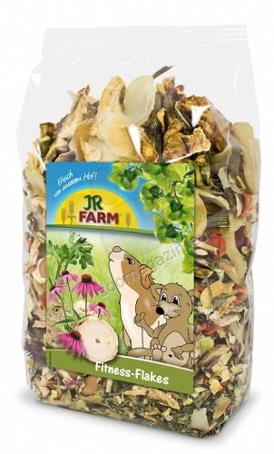 JR Farm Fitness Flakes - здравословни зеленчуци и билки, вкусно лакомство