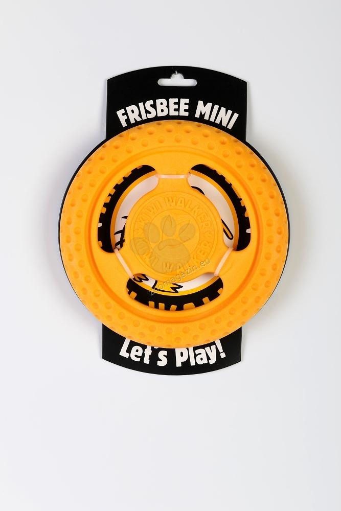 Kiwi Walker Frisbee Mini - фризби 16 см. / жълто, зелено, синьо, розово /
