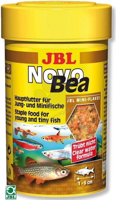 JBL NovoBea - για τα μικρά ψάρια ζωοτόκος - 100 ml.
