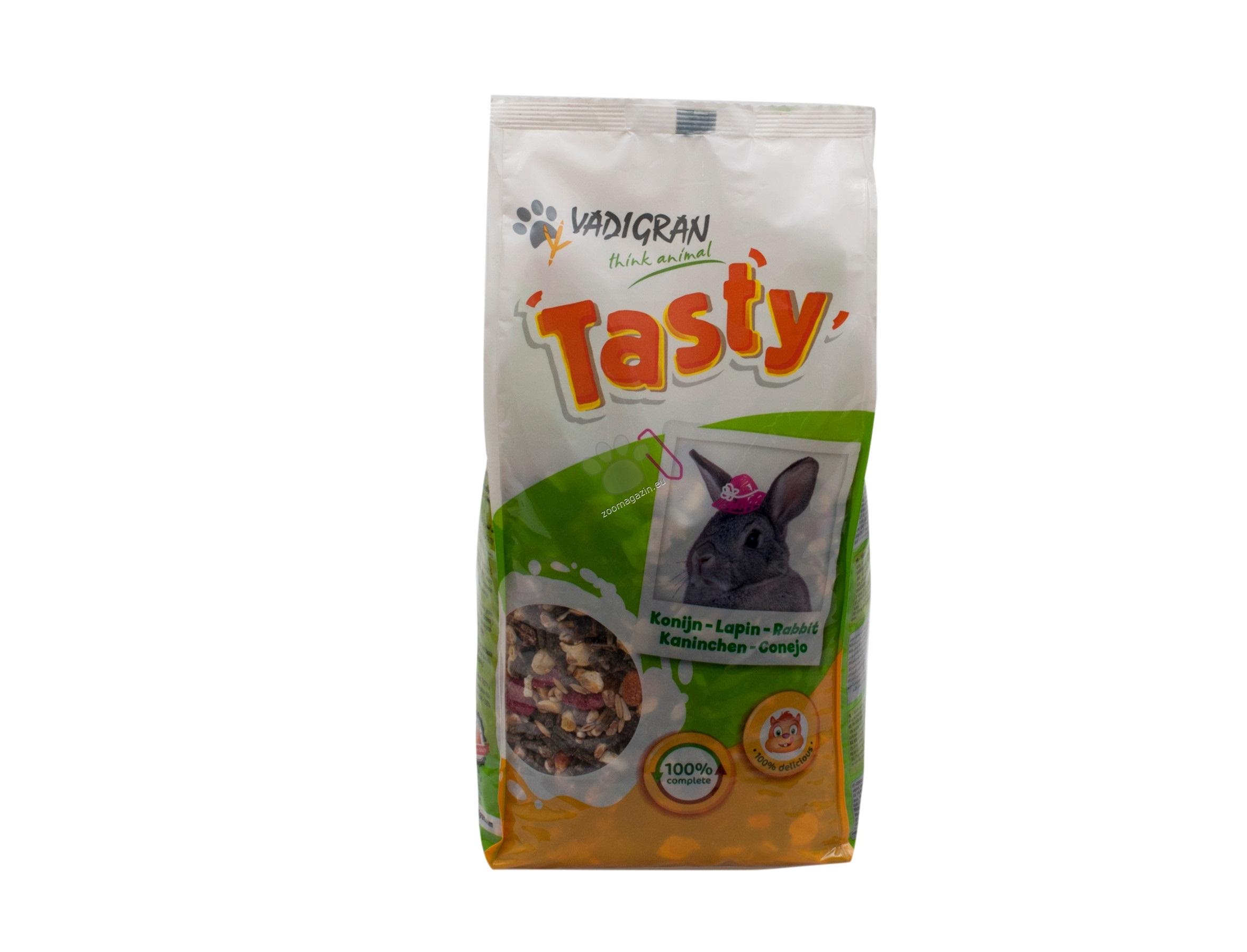 Vadigran - Tasty Rabbit - храна за мини зайчета 2.25 кг.