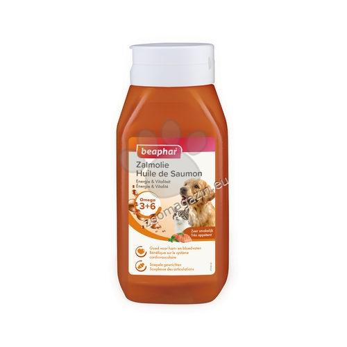 Beaphar Salmon Oil - масло от сьомга за здрава и лъскава козина 430 мл