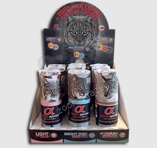 Alpha Spirit Cat Natural Snacks - хапки с пилешко месо 35 грама
