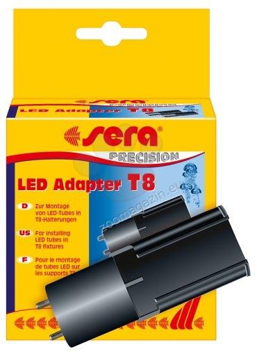 Sera - LED Adapter T8 / T5 - адаптер за лампи стандарт T8